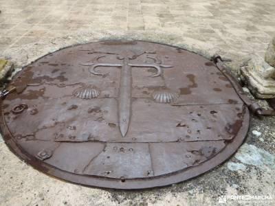 Parque Arqueológico Segóbriga-Monasterio Uclés;navaluenga sanse marchas de semana santa